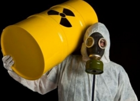 В Чернобыльской зоне открыли хранилище радиоактивных отходов