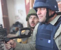 Российский актер Пореченков стрелял по украинским солдатам