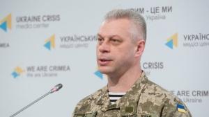 За сутки в зоне АТО погиб 1 украинский боец, 9 получили ранения