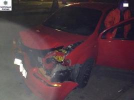 В Николаеве горожанин задержал пьяного водителя, устроившего аварию