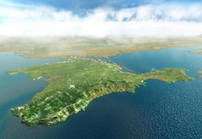 Украина оценивает ущерб от аннексии Крыма в 1 трлн. грн.