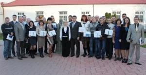 В ЧГУ им.Петра Могилы закончили обучение 29 бывших военных, которые учились на веб-дизайнеров за счет ОБСЕ