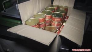 Экс-начальник продбазы ВСУ продавал армейские сухпайки в столовой колледжа в Житомире