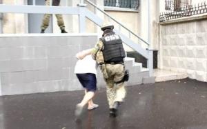 СБУ задержала в Бердянске самопровозглашенного