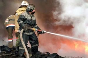 За сутки в Николаевской области спасателям 4 раза приходилось тушить пожары