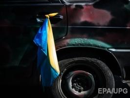 В Попаснянском районе подорвалось авто с военными, один боец погиб - Луганская ОГА
