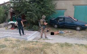В Николаеве поймали банду наркоторговцев (ФОТО)