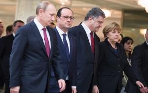 Встреча «нормандской четверки» пройдет 19 октября в Берлине