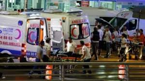 Турция: взрыв на митинге в курортной Анталье