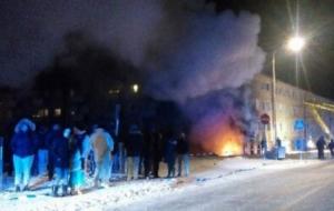В Стокгольме во время взрыва жилого дома около 10 человек получили ранения