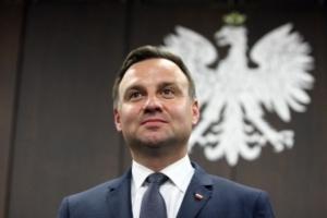 В Украину с официальным визитом прибыл президент Польши Анджей Дуда