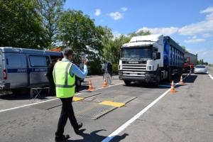 В Николаевской области министр инфраструктуры проинспектировал весовой комплекс на трассе Р-06