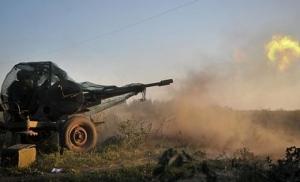 Обстрелы в зоне АТО значительно усилились - штаб АТО