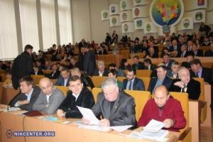 После долгих споров депутаты приняли Программу развития дорог Николаевской области