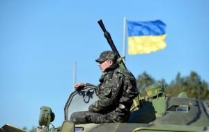 За сутки в зоне АТО 8 украинских военных получили ранения - штаб