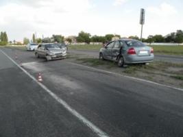 На Николаевщине невнимательность водителя привела к ДТП с пострадавшими