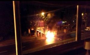 В центре Донецка взорвался автомобиль. Есть погибший
