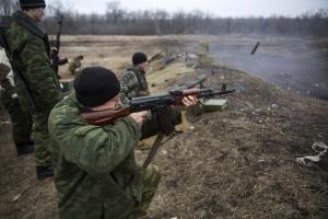 В зоне АТО боевики обстреляли украинские позиции 6 раз - штаб