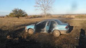 Под Одессой угонщики авто устроили погоню с перестрелкой