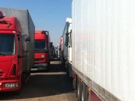 Россия официально приостановила движение украинских фур