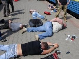 В Одессе судят группу бывших спецназовцев, которые хотели уехать на «повышение квалификации» в Москву. Их лидера обвиняют еще и в педофилии