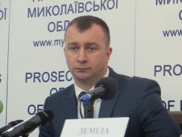 Николаевского чиновника, задержанного за взятку в 40 тыс. грн., суд посадил под домашний арест