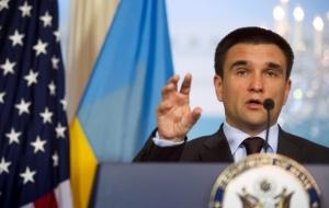 Мы не будем атаковать Донецк и Луганск. Только политическое решение сможет положить конец конфликту - Климкин
