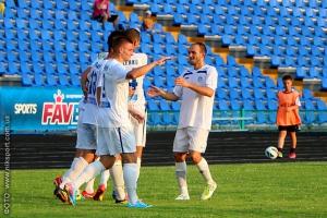 МФК «Николаев» в домашнем матче обыграл кировоградскую «Звезду»