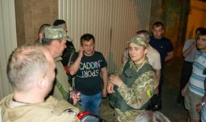 Одесса: «евромайдановцы» захватили здание обкома КПУ