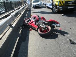 ДТП в Николаеве: травмирован мотоциклист