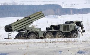 За минувшие сутки боевики 56 раз обстреляли позиции сил АТО - штаб