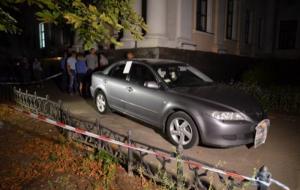 По авто замминистра образования Инны Совсун стрелял капитан милиции - СМИ