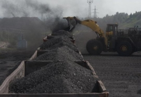 В Украину с начала года завезли 100 тыс. тонн угля из России