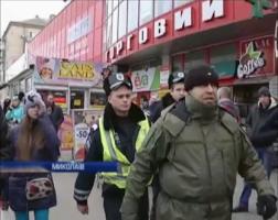 Правоохранители выявляют новые точки незаконной торговли пиротехники в Николаеве
