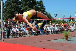 Николаевская спортсменка выиграла турнир по прыжкам в высоту