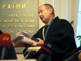 Нардепы проголосовали за арест киевского судьи Чауса