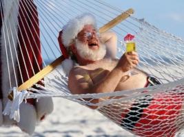 Жители острова Рождества первыми на планете встретили Новый год