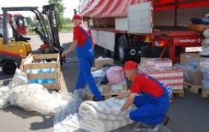 Распределять доставленную на восток Украины гуманитарную помощь между жителями будет Международный комитет Красного Креста