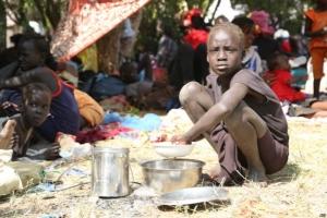 В Южном Судане боевики похитили сотни детей
