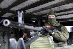 Вечером боевики обстреляли украинских военных 26 раз - штаб