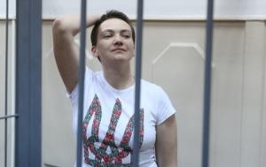 Надежду Савченко суд приговорил к 22 годам колонии