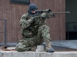 Позиции украинских военных возле Марьинки обстрелял снайпер – штаб АТО