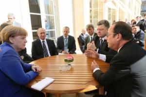 В Париже начались переговоры «нормандской четверки»