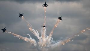 Российская авиация устроит в Крыму показательные выступления со стрельбой