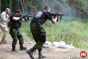 На Закарпатье военные берут