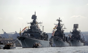 Более 100 российских грузовых кораблей прибыли в Сирию за последние недели