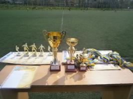 В Николаеве завершился Всеукраинский турнир по футболу