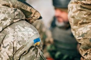 За минувшие сутки в зоне АТО погиб 1 украинский военный, еще 1 ранен - штаб