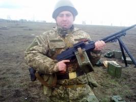 В зоне АТО погиб 24-летний военный из Николаевщины