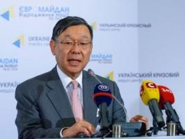 Посол Японии предложил украинским депутатам не разглашаться о поставках оружия